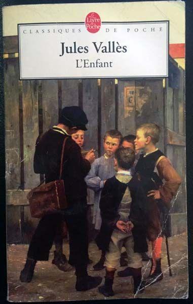 1 l enfant de jules valles aux editions le livre de poche c14