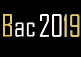 Bac 2019