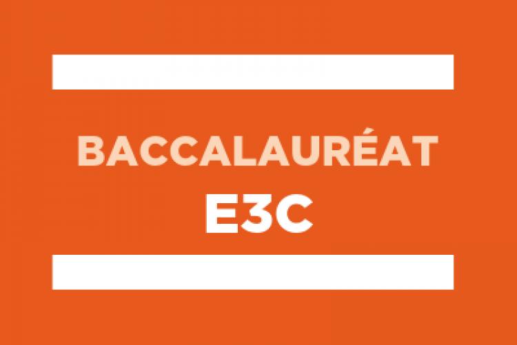 Baccalaureat e3c