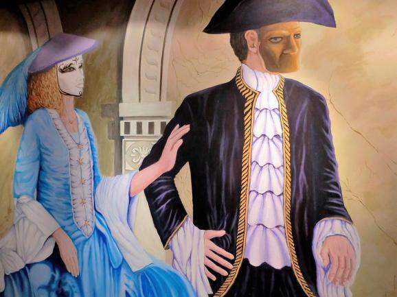 Costumes au theatre 2