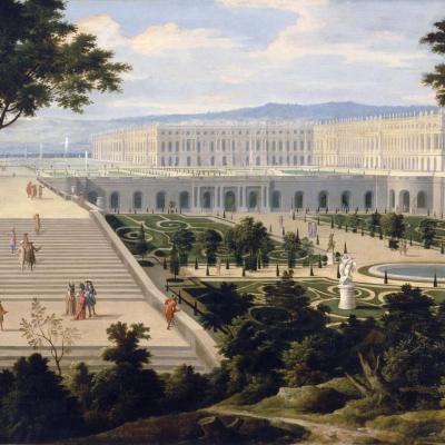 L orangerie du chateau de versailles par etienne allegrain collections du chateau du versailles adjusted