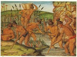 Montaigne donne tout d'abord la perspective des Amérindiens sur les Européens.. C'est le point de vue de l'autre monde