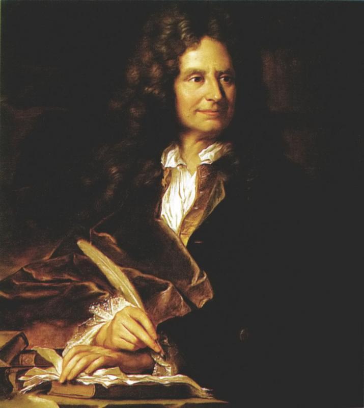 Nicolas boileau le classicisme